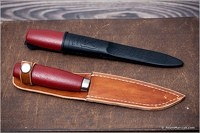 morakniv mora classic 2 leather sheath 0005