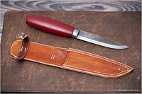 morakniv mora classic 2 leather sheath 0006